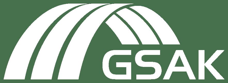 GSAK Logo weiß