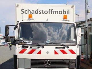 GSAK Krefeld Schadstoffmobil