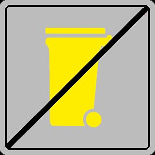 GSAK Abfall Verpackungen
