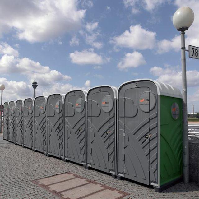 EGN Sanitärvermietung Krefeld